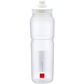 Elite Fly Borraccia 950ml, clear/grey logo